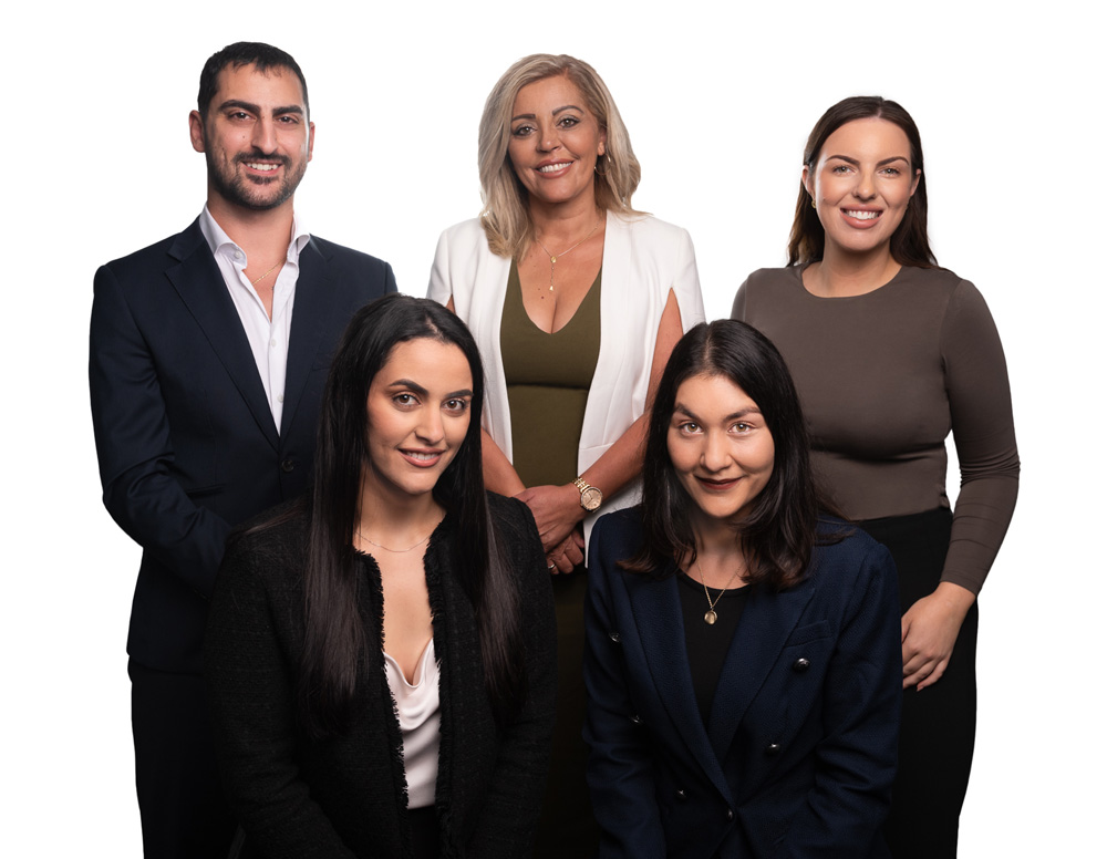 Strictly Conveyancing staff members